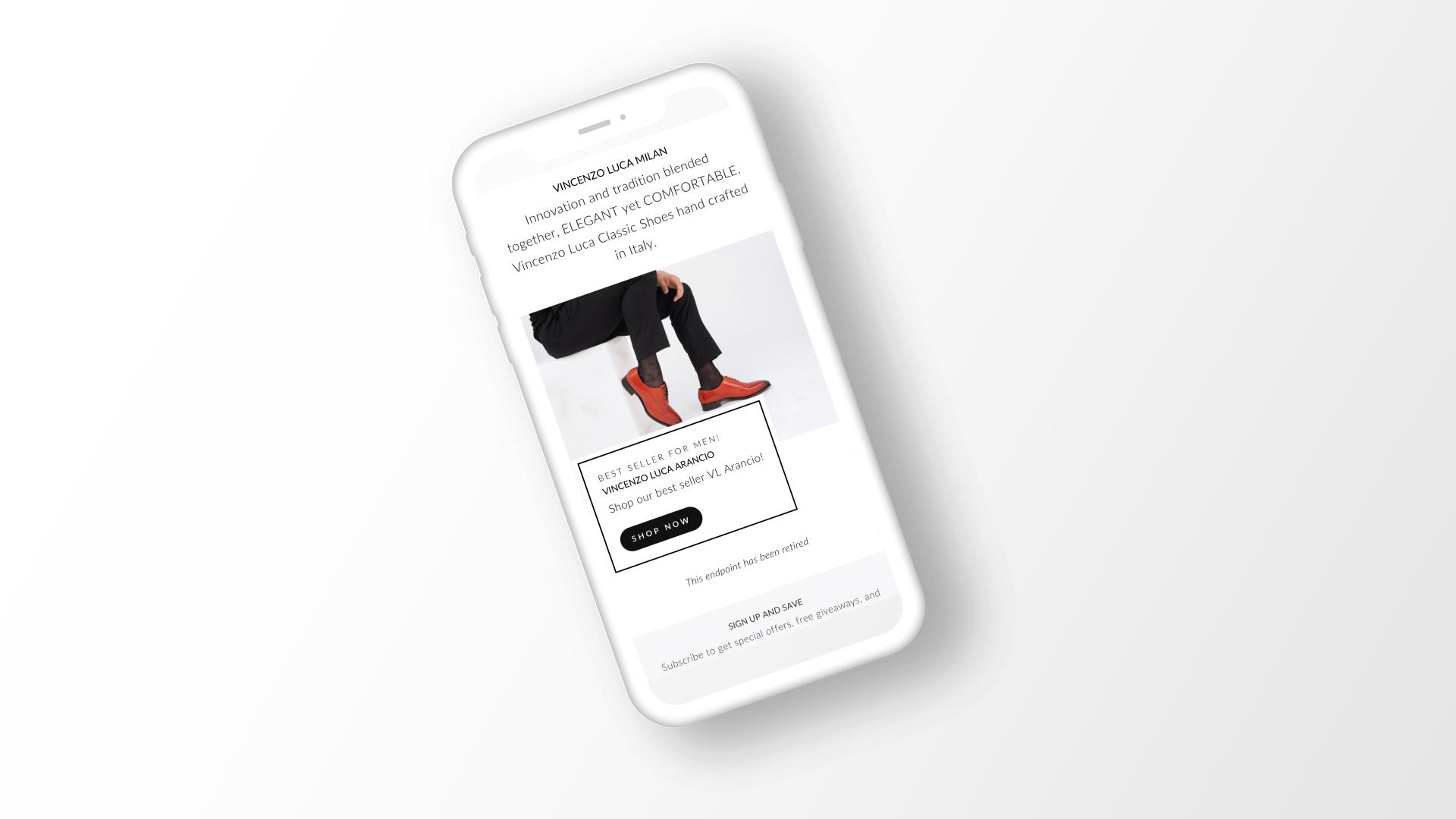 web design, e-commerce design